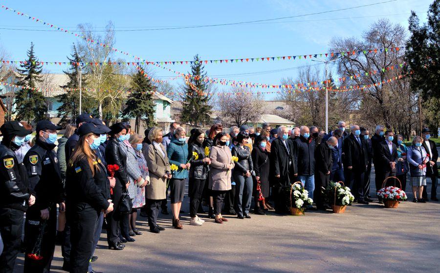 У Добропіллі вшанували пам'ять загиблих під час ліквідації аварії на ЧАЕС, фото-2
