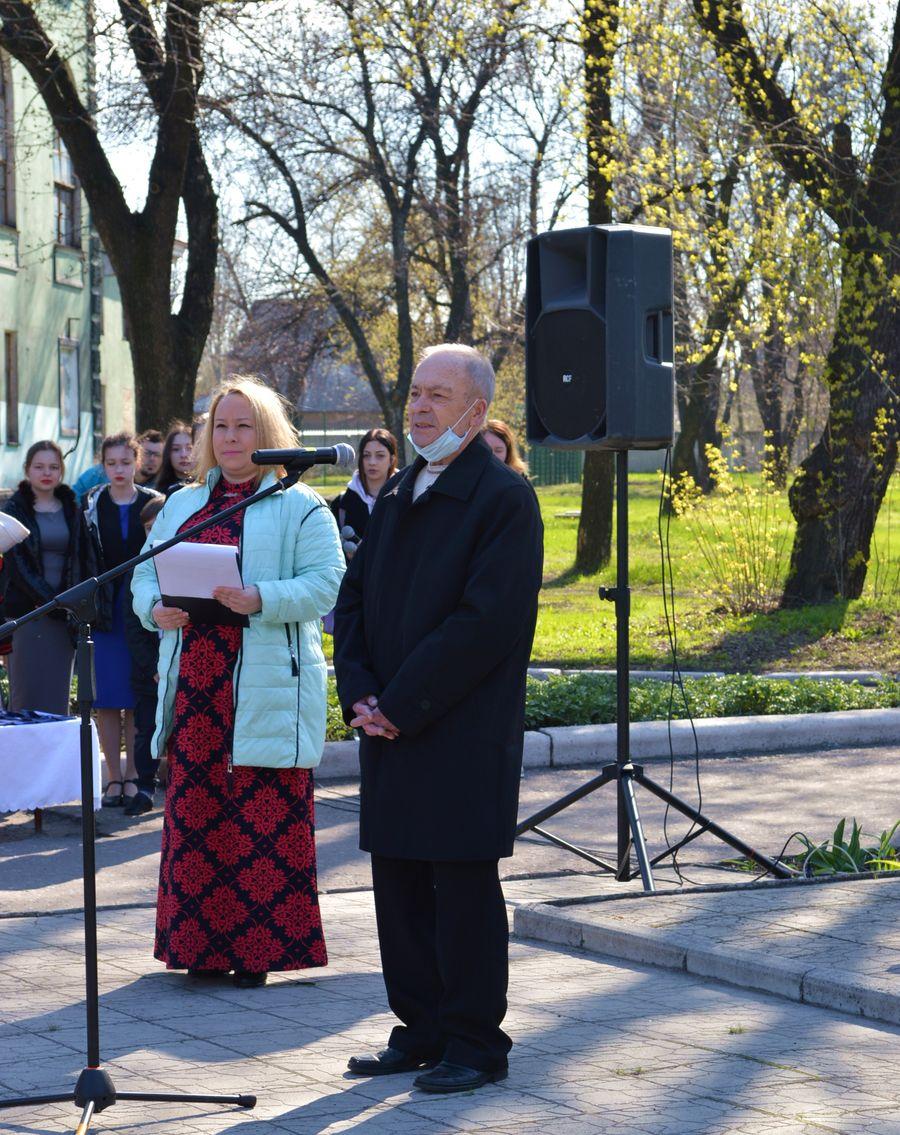 У Добропіллі вшанували пам'ять загиблих під час ліквідації аварії на ЧАЕС, фото-3